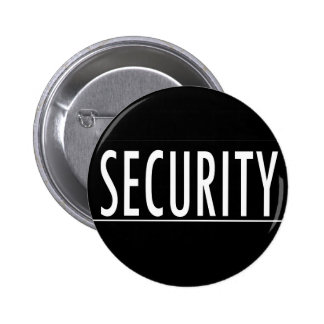 security text message job protect bodyguard 6 cm round badge