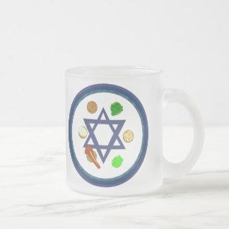 Seder Plate Coffee Mugs