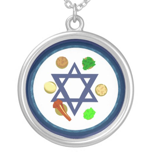 Seder Plate Jewelry