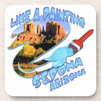 Sedona Arizona Beverage Coaster