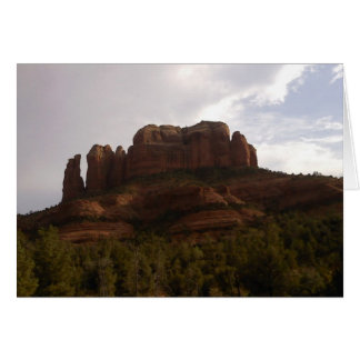 Sedona, Arizona Greeting Card