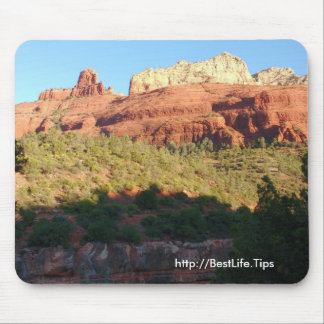 Sedona, Arizona mountain Mouse Mat