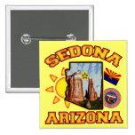 Sedona, Arizona Pin