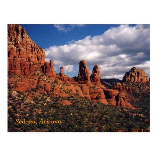 Sedona, Arizona Postcards