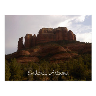 Sedona, Arizona Postcard