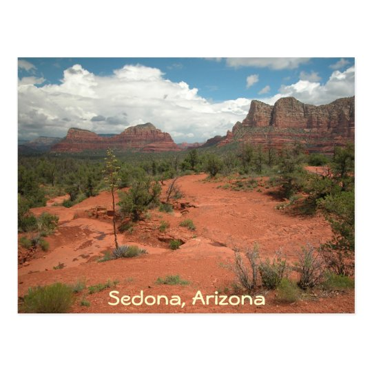 Sedona, Arizona - Postcard