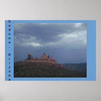 Sedona,Arizona Poster