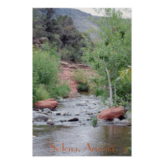 Sedona Arizona Poster