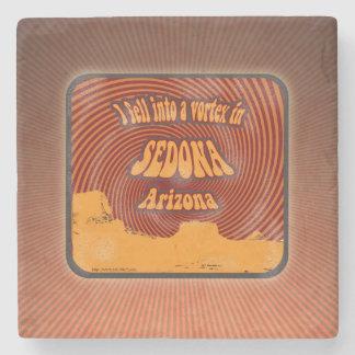 Sedona Arizona Vortex Stone Coaster