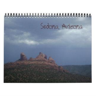 Sedona, Arizona Wall Calendar