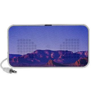 Sedona Mountain landscape Laptop Speakers