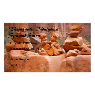 Sedona Rocks in Balance Business Cards