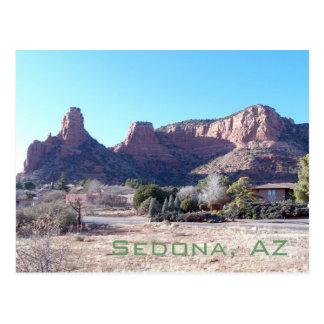 Sedona-View#5, Sedona, AZ Postcard