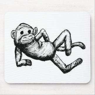 seductive sockmonkey mouse pad