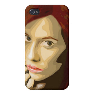 Seductive yet innocent case for the iPhone 4