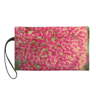 Sedum Pink Flower Wristlet