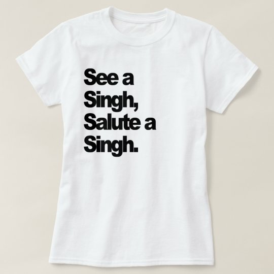 'See a Singh' Womens (Original) T-Shirt