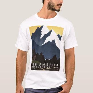 See America-Montana T-Shirt