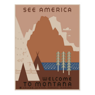 See America Post Cards