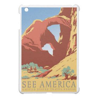 See America Poster iPad Mini Cover