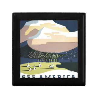 See America Welcome to Montana Gift Box