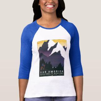 See America - Welcome to Montana T-Shirt