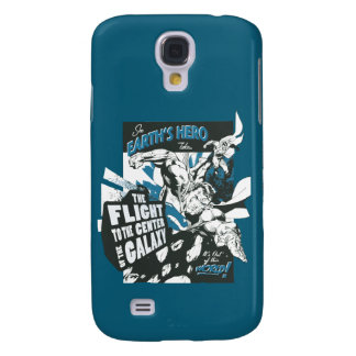 See Earth's Hero Galaxy S4 Case
