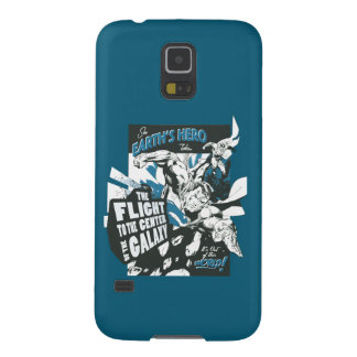See Earth's Hero Galaxy S5 Cover