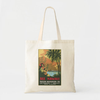See Hawaii Tote Bag