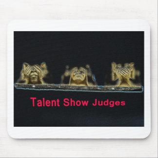 see hear speak judges jpg mousemats