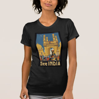 See India Poster T-Shirt