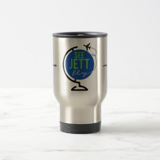 See Jett Fly - Travel Mug