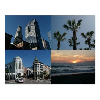 See L.A. Postcard