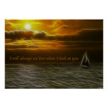 See Love Affirmation Poster