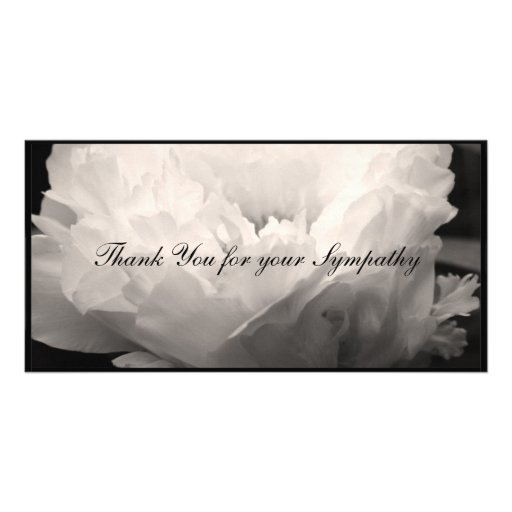 See new version of Peony Sympathy on my store Custom Photo Card