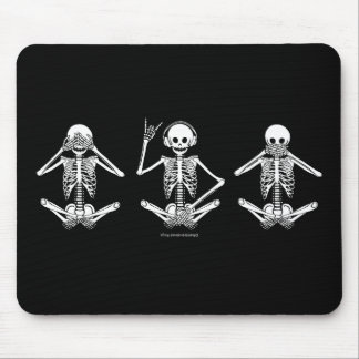 See No Evil... Mouse Mat
