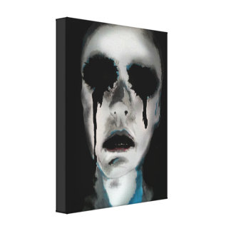 'See No Evil' print on a wrapped canvas Gallery Wrap Canvas