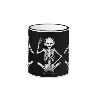 See No Evil... Ringer Coffee Mug