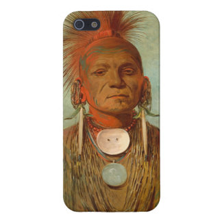 See-non-ty-a, an Iowa Medicine Man, 1844 Case For The iPhone 5