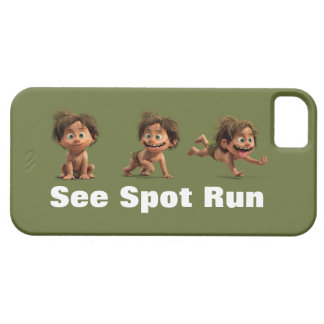 See Spot Run Barely There iPhone 5 Case