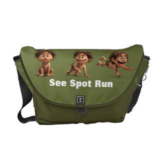 See Spot Run Commuter Bag