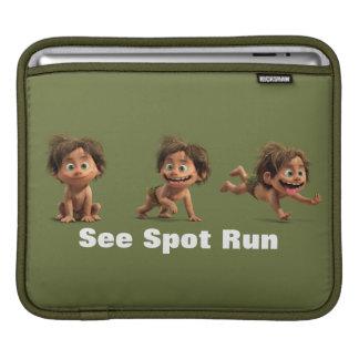 See Spot Run iPad Sleeve