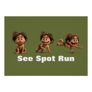 See Spot Run Poster