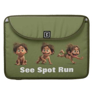 See Spot Run Sleeve For MacBooks