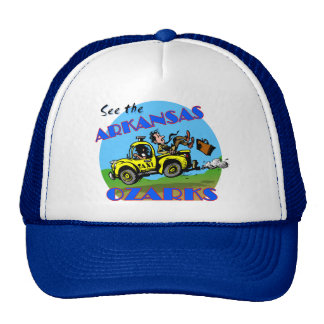 See the Arkansas Ozarks Cap