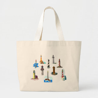 See The Light Large Tote Bag