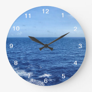 See the Sea Wallclock