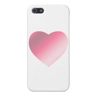 See-Through Hearts Case For The iPhone 5