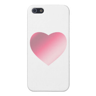 See-Through Hearts iPhone 5/5S Cases