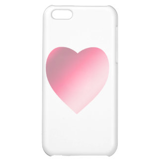See-Through Hearts iPhone 5C Case